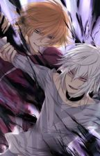 Accelerator, kakine, and touma male reader x rwby by Destroyer_Creater2