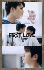 First Love | TINCAN AU by hoseology_