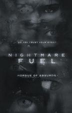 Nightmare Fuel by Morgue_of_Absurd
