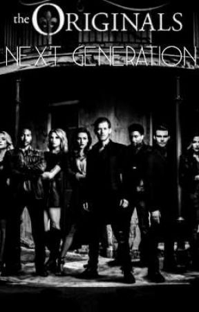 The Originals Next Generation by twd_daryldixonfan