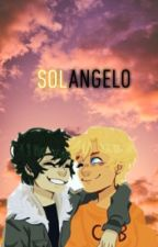 Solangelo:AU by Coffee_Girl26