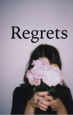 regrets ☹ // h.s by enchantedsmiles