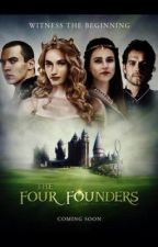 The Four Founders by i_heart_h_potter