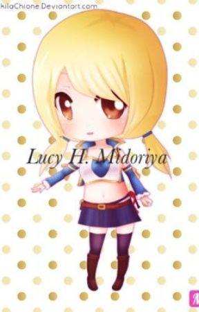 Lucy H. Midoriya [on hold] by -Spirit_Script