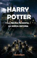 Harry Potter y la Piedra Filosofal - La Nueva Historia by Guisellqm