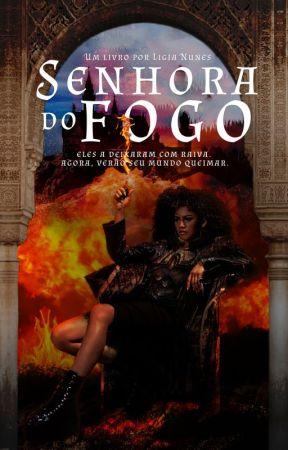 Senhora do Fogo by LigiaNunes