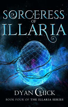 Sorceress of Illaria by DyanChick