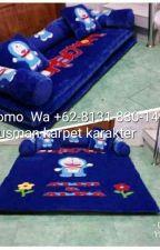 Promo,+62-8131-830-1491 Pengrajin,Distributor,Karpet karakter doraemon by Karpetkarakter