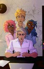 The diamond family by TyreseTaylor0
