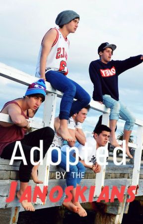 Janoskians Beau Arrested Adopted by the ...