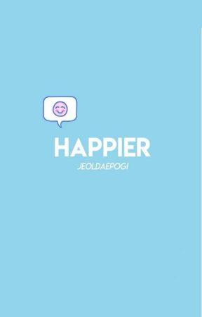 happier | K.DONGHYUN  by shiseul