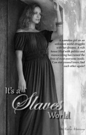 It's A Slaves World by AshleyM101