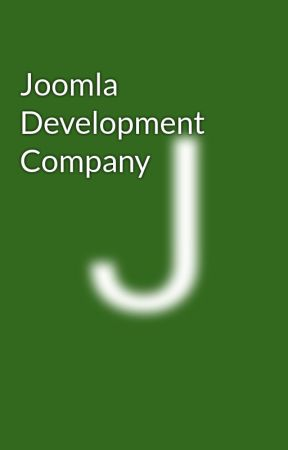 Joomla Development Company by julieadams1796