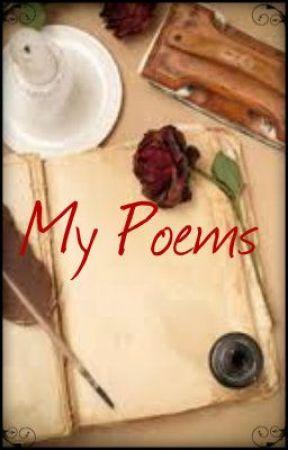My Poems by XTopazCookieX