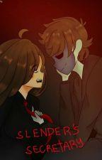 Slender's Secretary | Eyeless Jack X Reader by crushworthy