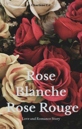Rose blanche ou Rose rouge ...? by KuroAoMidori