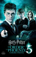 Harry Potter et l'ordre du Phoenix by kiaravamps