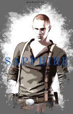 Sapphire (Resident evil 6) by mindaniiixx