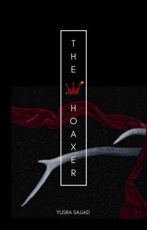 The Hoaxer by yusrasajjad