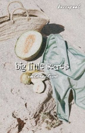 big little secrets   interactive {CLOSED} by barcapool