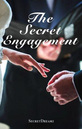The Secret Engagement by secretdreamz