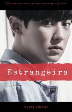 Estrangeira by newkmaniac