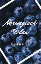 Norwegisch blau by Eliza-Hill