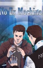 Ex Machina- Rk900 and Gavin Reed. by RalphsSucculent