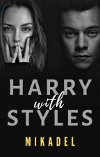 Harry with Styles by marjique