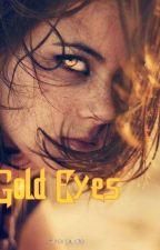 Gold Eyes by MolyneG14