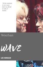 Wave || Woosan by _MiniMin18_