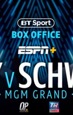 Tyson vs Tom [Official] Watch Boxing Tyson Fury vs Tom Schwarz LivE by LutforRahman0