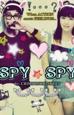 SPY * SPY by crimsoncrinkles