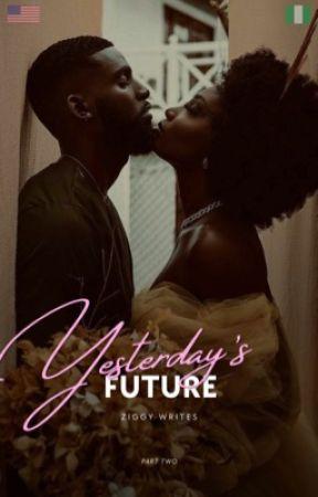 THE FUTURE'S YESTERDAY  #projectnigeria by ziggywrites
