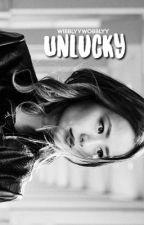 Unlucky ⇒ Finnick Odair by wibblyywobblyy
