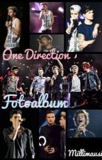 One Direction Fotoalbum by Millimausi