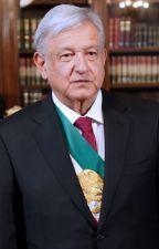 Andres Manuel Lopez Obrador by presidentes_07