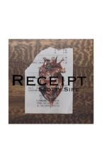 Receipt//Scott Sire by BrieCloud