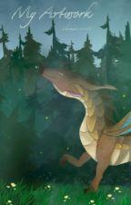 My Artwork by FlickaLover00