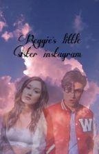 Reggie's little sister (fangs fogarty) by riverdale_imaginez