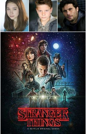 Stranger Things by HeartofVengeance