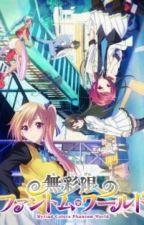 Myriad Colors Phantom World (Haruhiko fanfic) by roxy639
