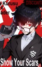 Show Your Scars ( Akira x mute reader ) by Glitchy-G