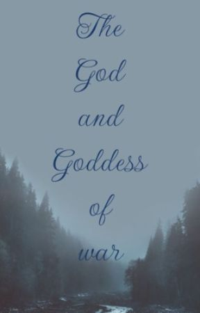 God and goddess of war by EdenDivergent