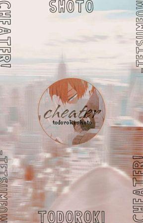 [CHEATER! Todoroki x Reader x Bakugou] (on hold) by creati-momo