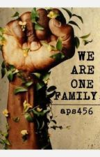 WE ARE ONE FAMILY🤝   #WATTYS2019 by aps456