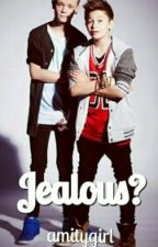 ON HOLD: Jealous - A Bars and Melody FanFiction by amitygirl
