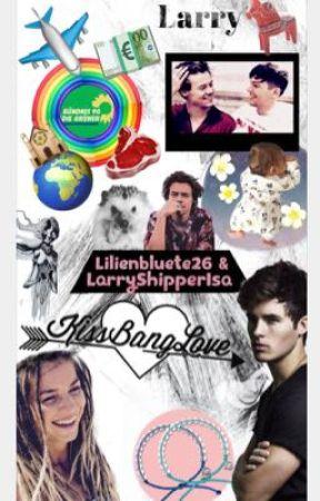 kiss bang love » larry  by LarryShipperIsa