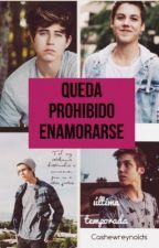 Nash Grier y tú -Queda prohibido enamorarse- by cashewreynolds_