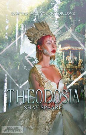 Theodosia by shakespearian1